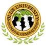 B L D E University