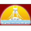 Ch Brahm Prakash Government Engineering College